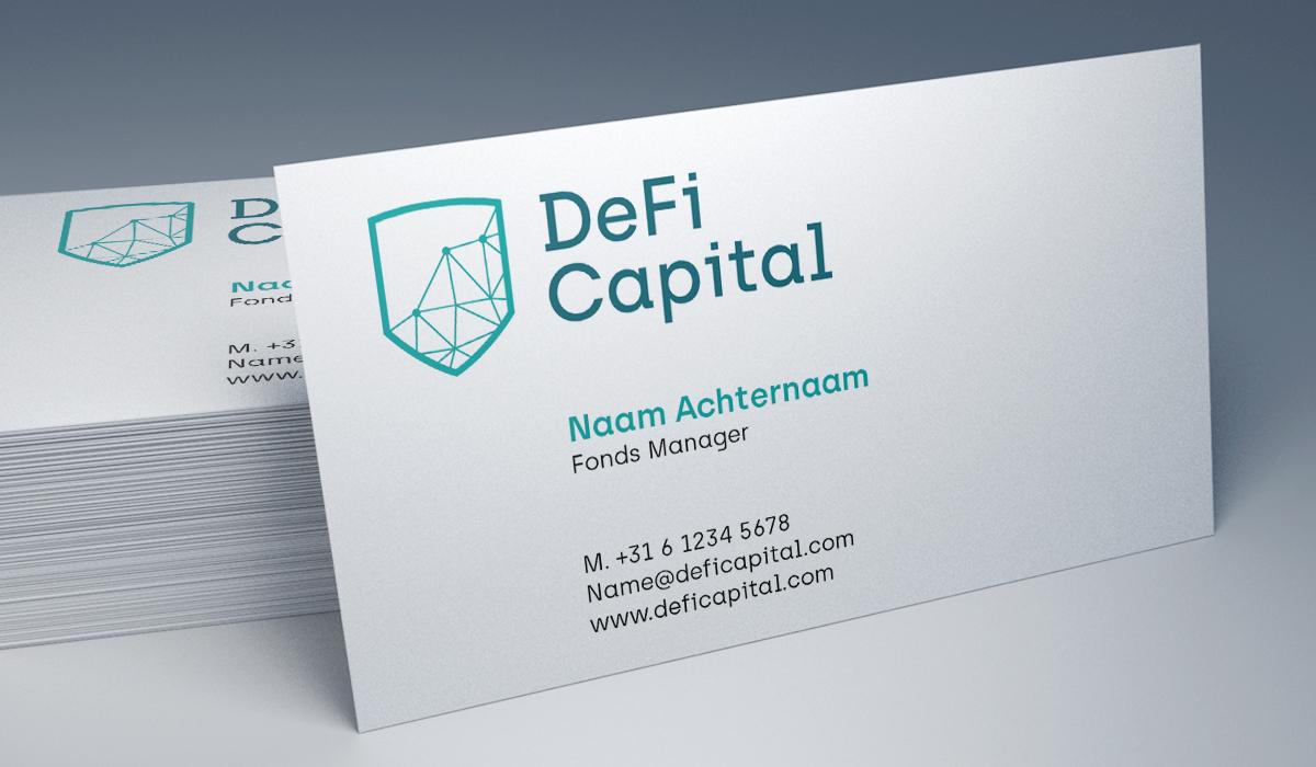 Corporate middelen (visits, briefpapier, enveloppen etc.)