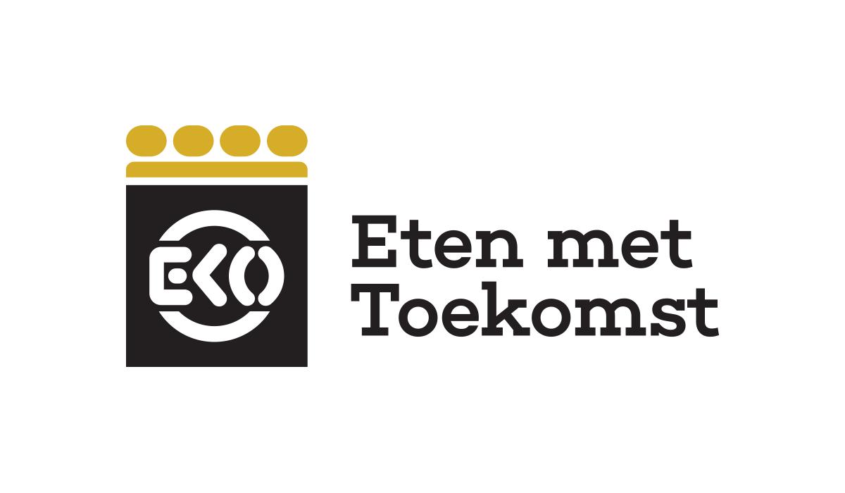 EKO-week; campagne logo, flyers, advertentie en POS materiaal
