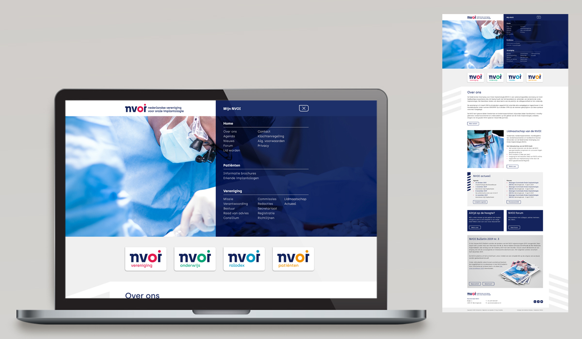 NVOI website