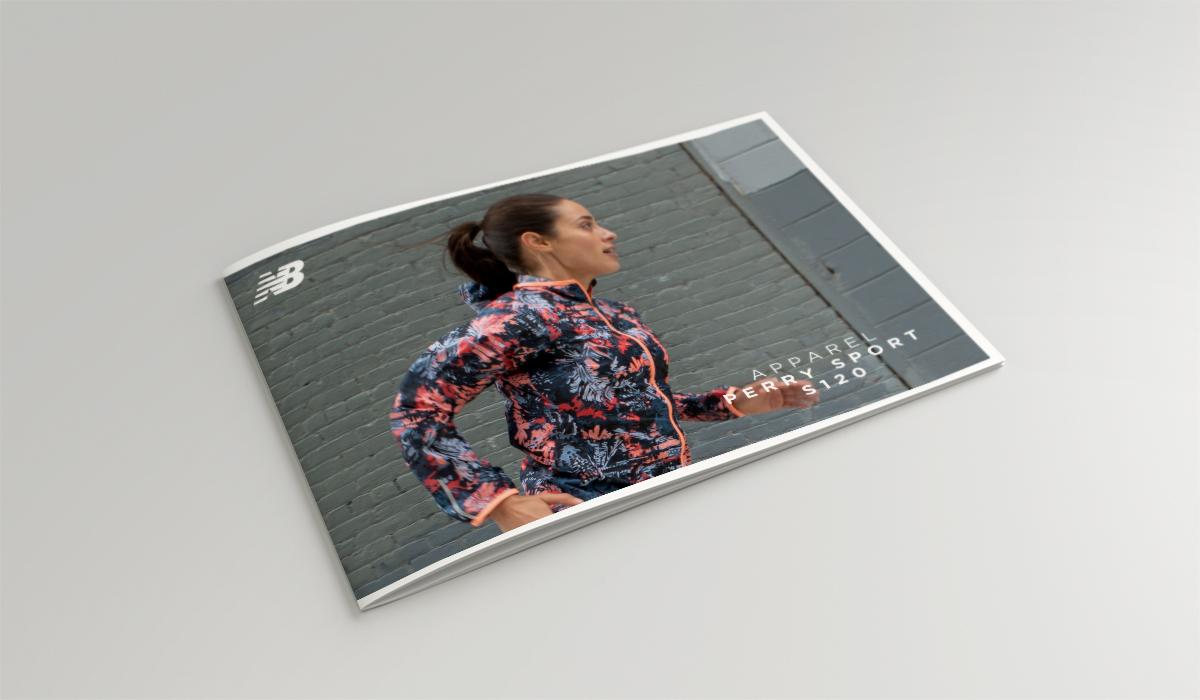 New Balance (doorvertaling int. campagnes naar o.a. winkelinrichting, advertising, brochures)